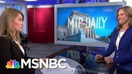 Rocah: Giuliani 'Is Hiding Behind This Veil Of Being The President's Lawyer' | MTP Daily | MSNBC 8