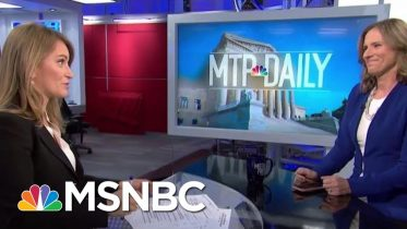 Rocah: Giuliani 'Is Hiding Behind This Veil Of Being The President's Lawyer' | MTP Daily | MSNBC 6