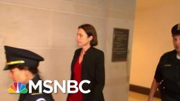 Trump Aide Capitol Hill: As Reports Find Giuliani Is Under Federal Investigation | Deadline | MSNBC 2