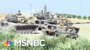 U.S. Allies In Syria Find Protection In The Arms Of An Enemy, U.S. Abandons Them | Deadline | MSNBC 3