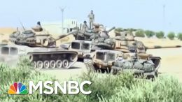 U.S. Allies In Syria Find Protection In The Arms Of An Enemy, U.S. Abandons Them | Deadline | MSNBC 1