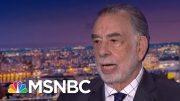 Francis Ford Coppola Backs Prosecutors Playing Godfather Clip At Trump Adviser's Trial | MSNBC 4