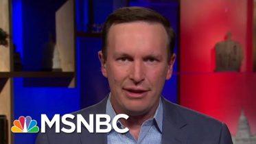 Senator Chris Murphy On Concerns Over U.S. Nukes On Turkish Soil | All In | MSNBC 6