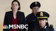 NBC News: WH Tried To Limit Testimony For Former Trump Russia Adviser | The Last Word | MSNBC 5