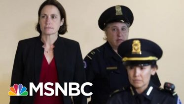 NBC News: WH Tried To Limit Testimony For Former Trump Russia Adviser | The Last Word | MSNBC 4