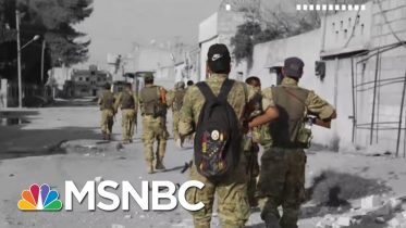 Intel Officials Warn ISIS Could Regroup After Trump Pulls Troops From Syria | The 11th Hour | MSNBC 5