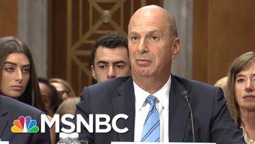 Giuliani Under Probe, Public Servants Defy President Trump - The Day That Was | MSNBC 10