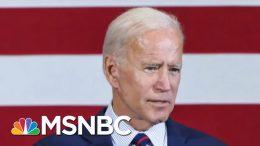 Warren, Biden In Dead Heat In National Polling | Morning Joe | MSNBC 1