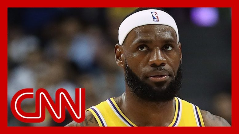 Lebron James under fire for criticizing Rockets GM 1