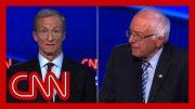 Bernie Sanders said Billionaire shouldn't exist. See billionaire's response 3