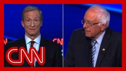 Bernie Sanders said Billionaire shouldn't exist. See billionaire's response 7