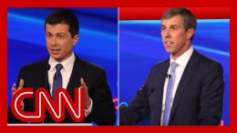 Mayor Pete Buttigieg to Beto O'Rourke: I don't need lessons from you 1