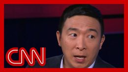 Andrew Yang talks about what he calls 'the 4th industrial revolution' 4