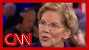Elizabeth Warren pressed on health care: Will taxes go up? 3