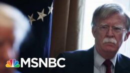 The Whistleblower Had Plenty Of Company In His Concern | Deadline | MSNBC 9