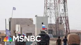 Russia Filling The Power Vacuum Left By The U.S. In Syria | Deadline | MSNBC 1