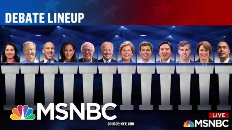 Obama Debate Coach: 2020 Dems Must Hammer President Donald Trump   The Beat With Ari Melber   MSNBC 1