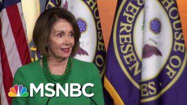 Pelosi After Impeachment: We're Legislating We're Litigating, We're Investigating   Hardball   MSNBC 6