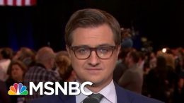 Hayes On The Demand For A Non-Biden Alternative To Warren And Sanders | All In | MSNBC 6