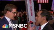 Julián Castro On Debate: We Didn't Talk About Immigration, Housing | All In | MSNBC 2