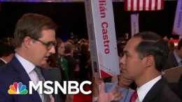 Julián Castro On Debate: We Didn't Talk About Immigration, Housing | All In | MSNBC 9