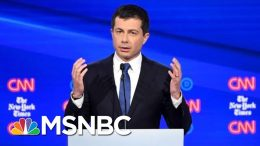 Nicolle: Buttigieg Seems To Speak To This Primal Hunger For Something Different, Better | MSNBC 9