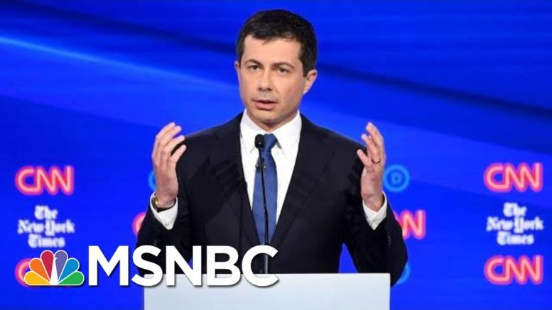 Nicolle: Buttigieg Seems To Speak To This Primal Hunger For Something Different, Better | MSNBC 1