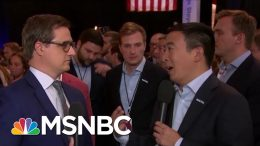 Andrew Yang Warns The Dangers Of Automation | All In | MSNBC 8