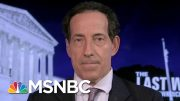 "Judiciary Committee Member: GOP Colleagues Acting ""Increasingly Sheepish"" 