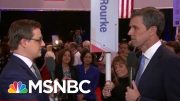Beto O'Rourke On Pete Buttigieg: 'I Question His Political Courage' | All In | MSNBC 4