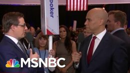 Cory Booker: We Need To Unify This Party | All In | MSNBC 3