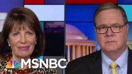 Congress Prioritizes Protecting President Donald Trump Impeachment Witnesses | Rachel Maddow | MSNBC 5