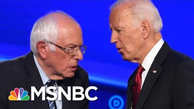 Candidates Age, Health Questioned At Democratic Debate | MSNBC 1