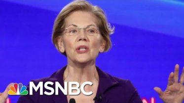 Joe: Warren Does Need To Answer About Health Plan | Morning Joe | MSNBC 6