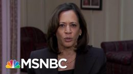 Kamala Harris: It Won't Be Easy, But I Intend To Win | Morning Joe | MSNBC 9