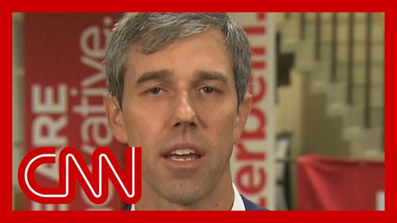 Beto O'Rourke pressed on assault rifle proposal 1