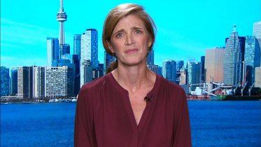 Power recounts time as Obama's UN ambassador, criticizes Trump's foreign policy 10