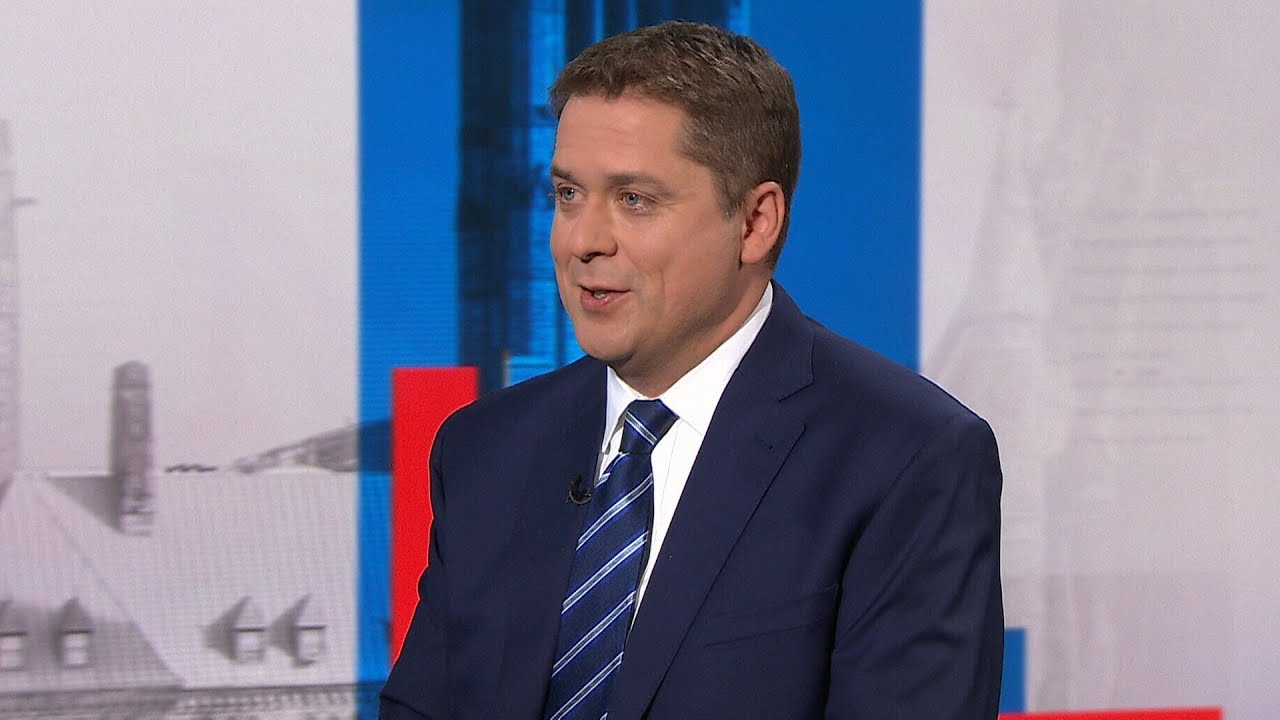 Debrief at the Desk: Andrew Scheer discusses his vision for Canada 1