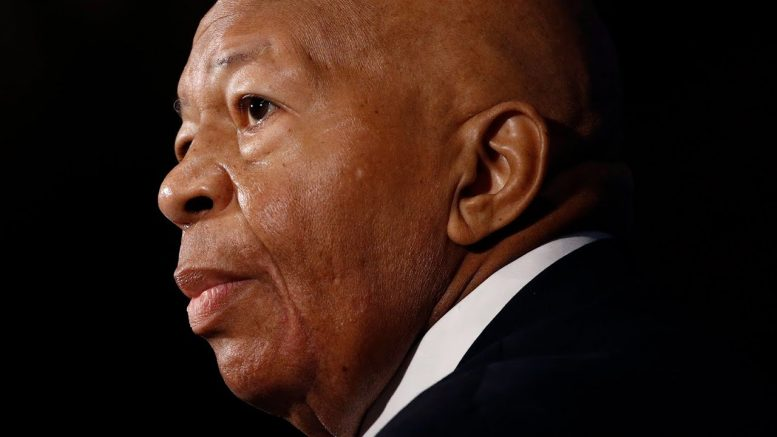 Tributes pour in for Rep. Elijah Cummings 1