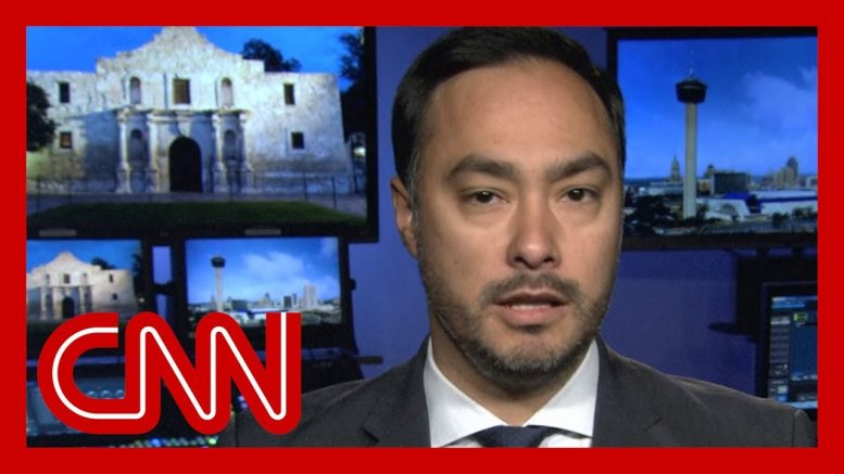 Rep. Castro: Trump on the verge of bringing harm to whistleblower 1