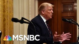 Trump Says The Kurds 'Are No Angels' And Defends His Decision To Withdraw Troops | MSNBC 6