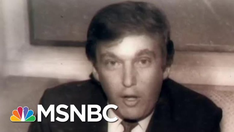 Trump's Impeachment Nightmare: Meet The Witnesses Who Could Decide His Fate   MSNBC 1