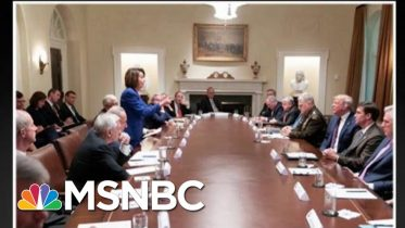 Rep. Adam Smith On Trump's Meeting Meltdown: 'Very Dismissive And Very Insulting' | All In | MSNBC 6
