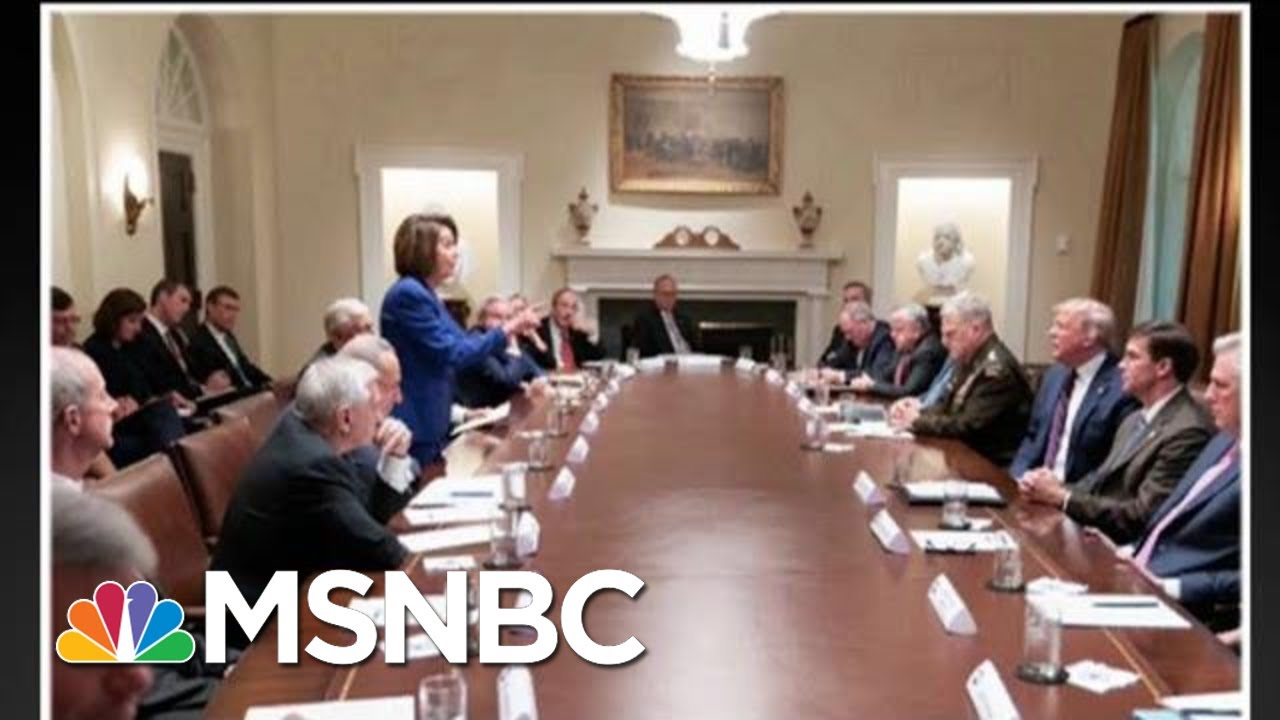 Rep. Adam Smith On Trump's Meeting Meltdown: 'Very Dismissive And Very Insulting'   All In   MSNBC 1