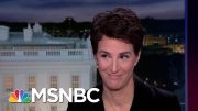 Maddow: Tanking Russia Economy Inspired Meddling In Trump Election | MSNBC 4
