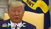 Trump Has 'Meltdown' As Giuliani Faces Criminal Probe | The Beat With Ari Melber | MSNBC 4