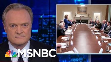 Nancy Pelosi To President Donald Trump: 'All Roads With You Lead To Putin' | The Last Word | MSNBC 10