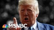 President Trump Rebuked By House For Syria Decision And 'Meltdown' - The Day That Was | MSNBC 4