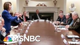 Joe: Trump Is Now A Parrot Of The Turkish President | Morning Joe | MSNBC 9