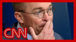 Mulvaney contradicted by his own words | Erin Burnett 4